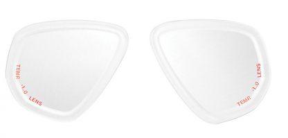 Optische lens voor 1083 Saekodive