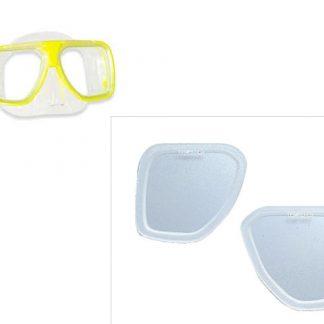 Duikbril op sterkte Liberator Plus Tusa