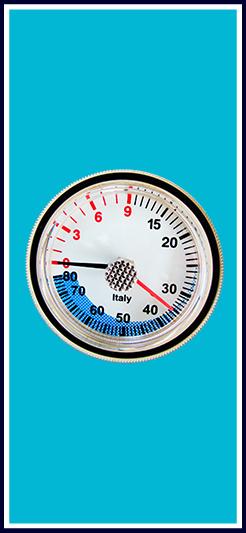Dieptemeter capsule