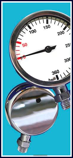 Manometer capsule