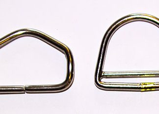 D-ring RVS