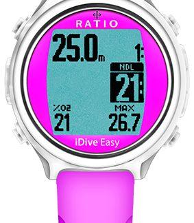 Ratio iDive Easy Avantgarde duikhorloge
