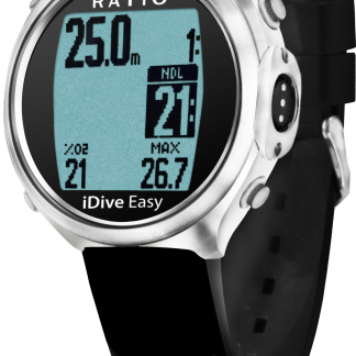 Ratio iDive Easy Avantgarde duikhorloge