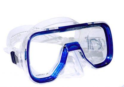 Kinderduikbril Saekodive blauw