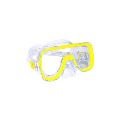 Kinderduikbril Saekodive geel