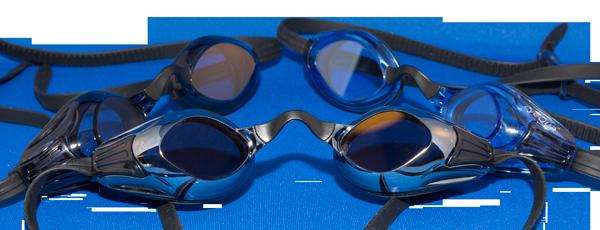 Pro zwembril EyeQua swimwear