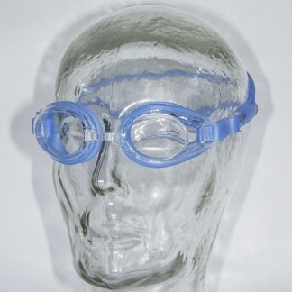 Zwembril Basic blauw