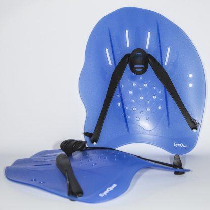Zwem-handpeddels EyeQua swimwear