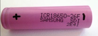 Batterij 18650