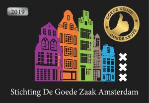 Keurmerk De Goede Zaak Amsterdam